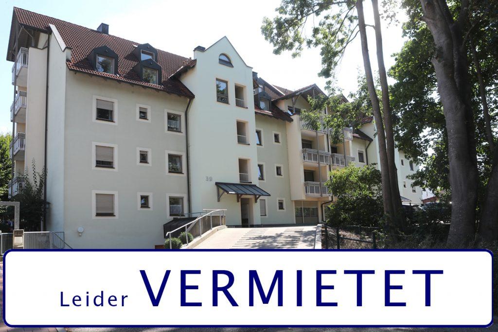Sonnige 2-Zimmer Erdgeschoss/Terrassenwohnung in ruhiger Lage nahe der Isar