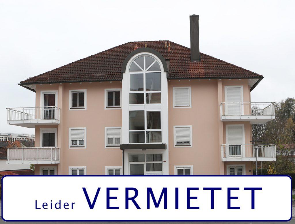 1-Zimmer Appartement in Geisenhausen Zentrum - ideal für Studenten