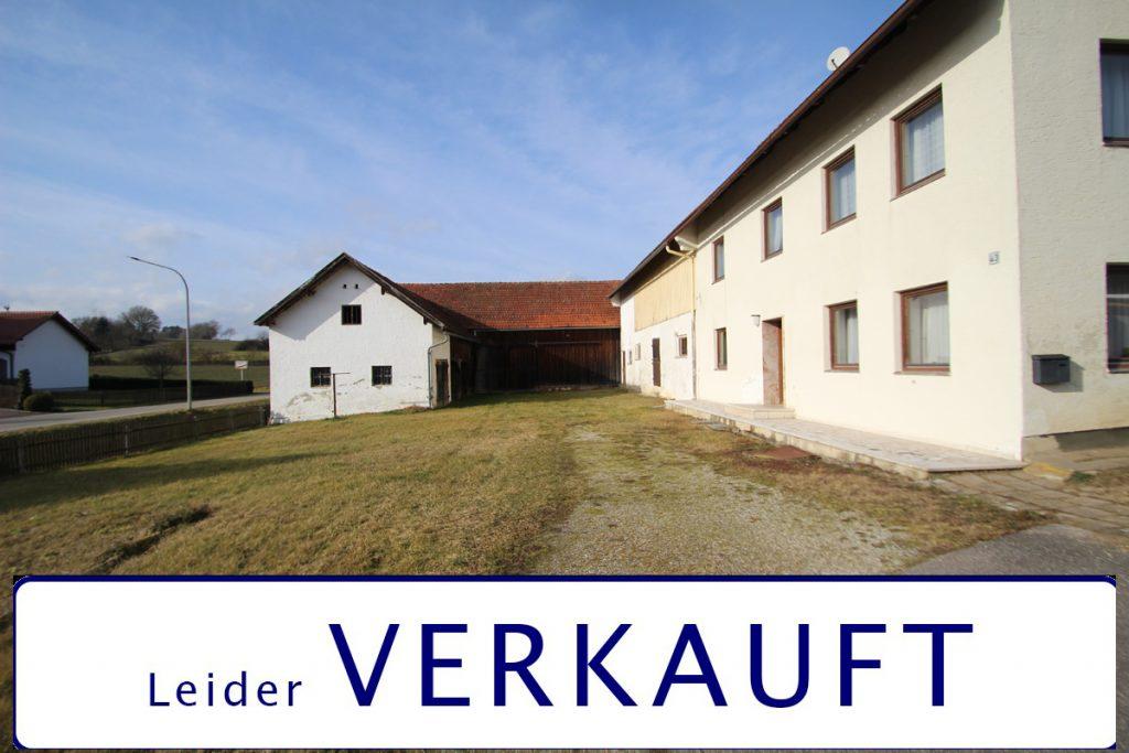 Landw. Anwesen in Neufahrn/Ndb. mit ca. 2.000 m² möglichen Baugrund