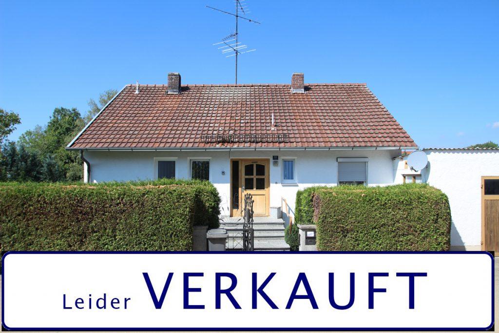 Freistehendes Einfamilienhaus mit Gartenoase in Unterneuhausen/Weihmichl