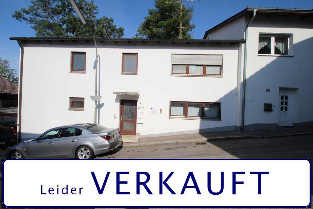 Wohnhaus mit 3 Einheiten in guter Landshuter Stadtlage