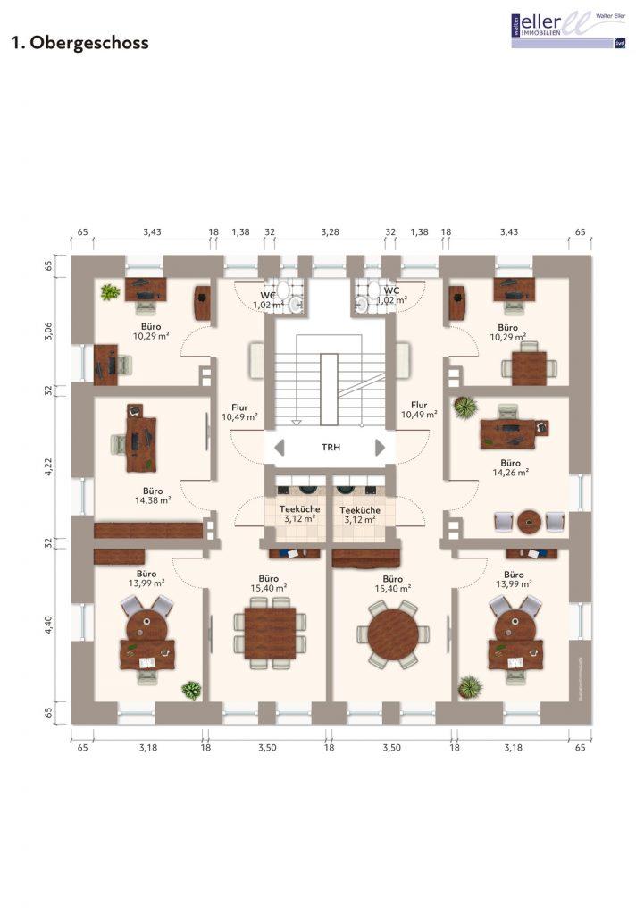1. Obergeschoss 1