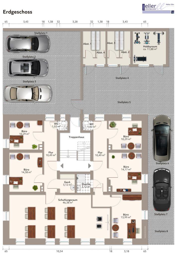 Erdgeschoss 1